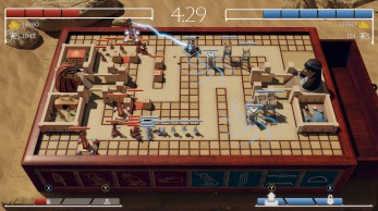 New Gameplay on the Senet Map